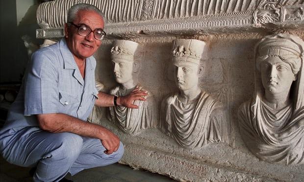 Vritet nga ISIS dijetari sirian  refuzoi të tregojë antikat e Palmyras
