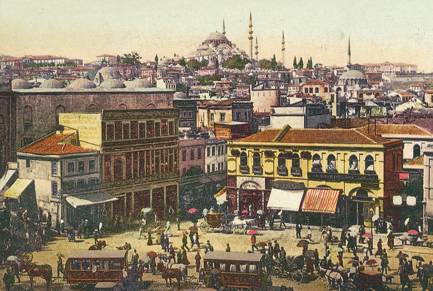Libri Perandoria Otomane  dinasti myslimane mbi një popullsi vetëm 50  të besimit islam