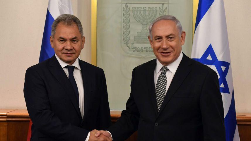 Netanyahu  Izraeli nuk do të lejojë vendosjen e Iranit në Siri