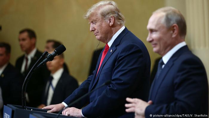 Samiti Trump Putin zhgёnjyes