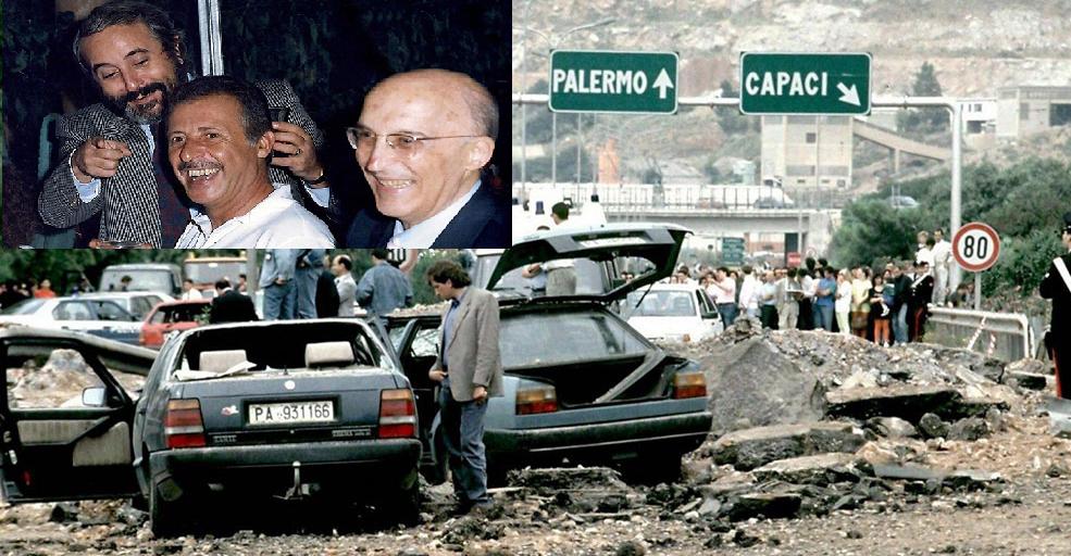27 vjet më pas Fije që lidhin vdekjen e Falcones me Gladio  Cosa Nostra vetëm shtypi butonin