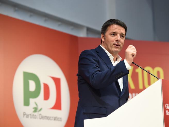Matteo Renzi largohet nga Partia Demokratike e Italisë bashkë me 18 deputetë dhe 20 senatorë
