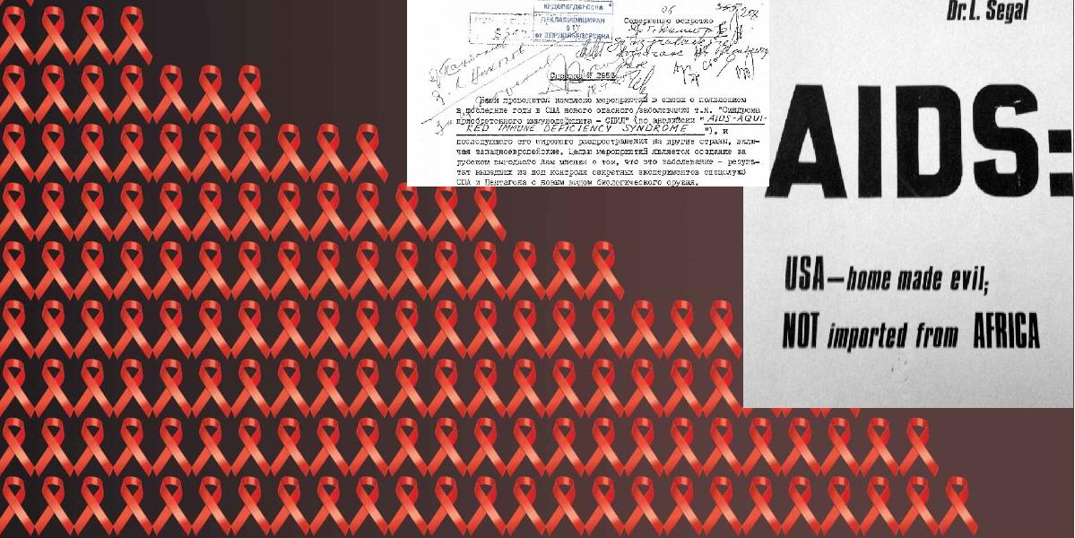 AIDS u inxhinierua në SHBA  Një ide që u ngulit nga fushata dizinformuese e sovjetikëve dhe STASI t