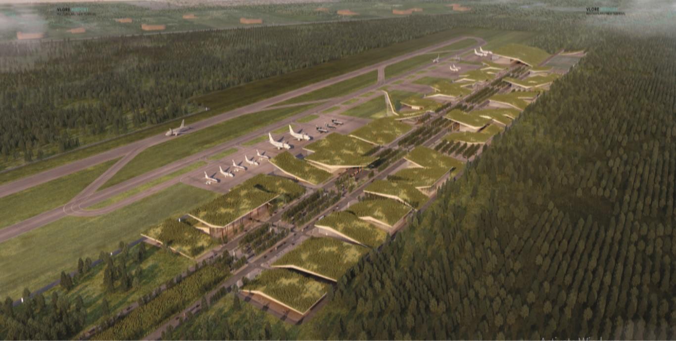Opsion që aeroporti i Vlorës të ndërtohet nga shteti