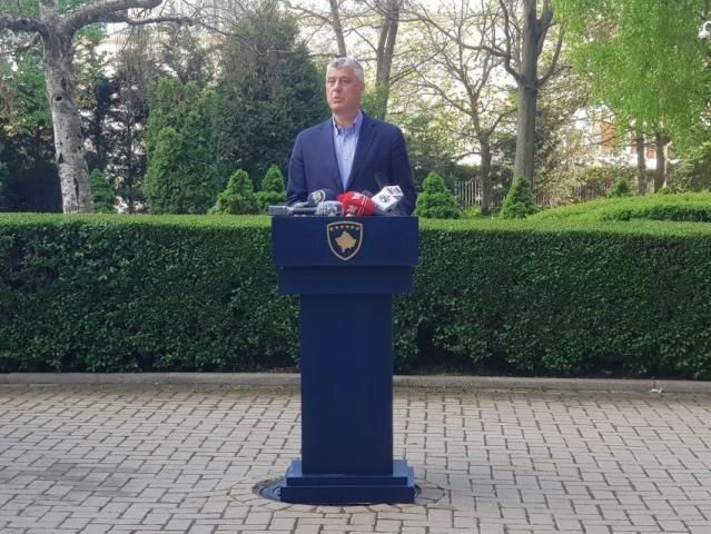 Kosovë  Hashim Thaçi dekreton Avdullah Hotin për kryeministër