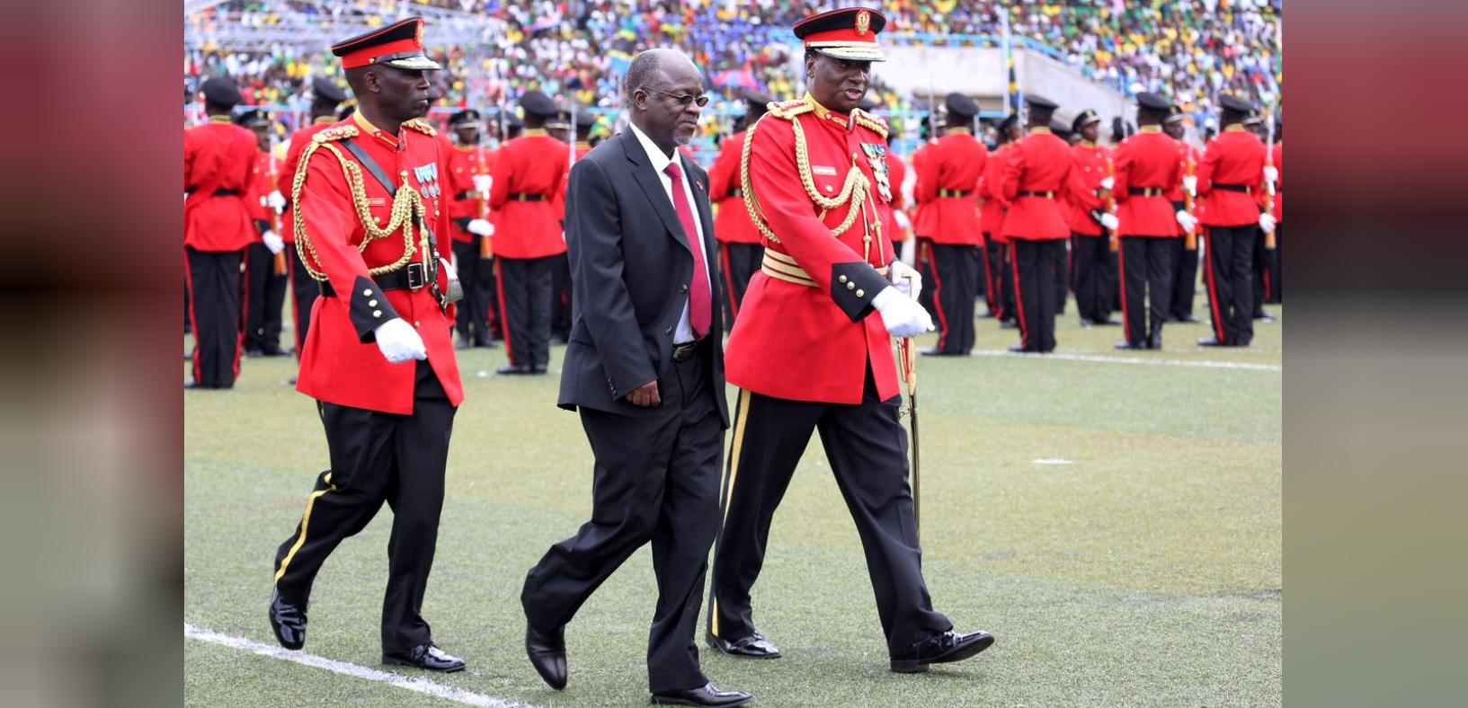 Presidenti i Tanzanisë ndalon testimet për CoVid 19  Nxorën pozitive dhinë dhe frutat e papajas